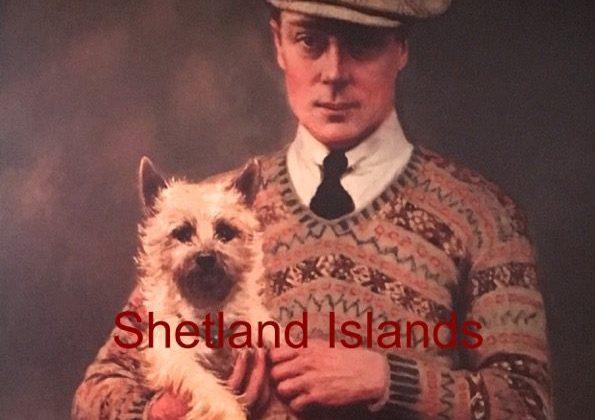 Les îles Shetland Mai 2016