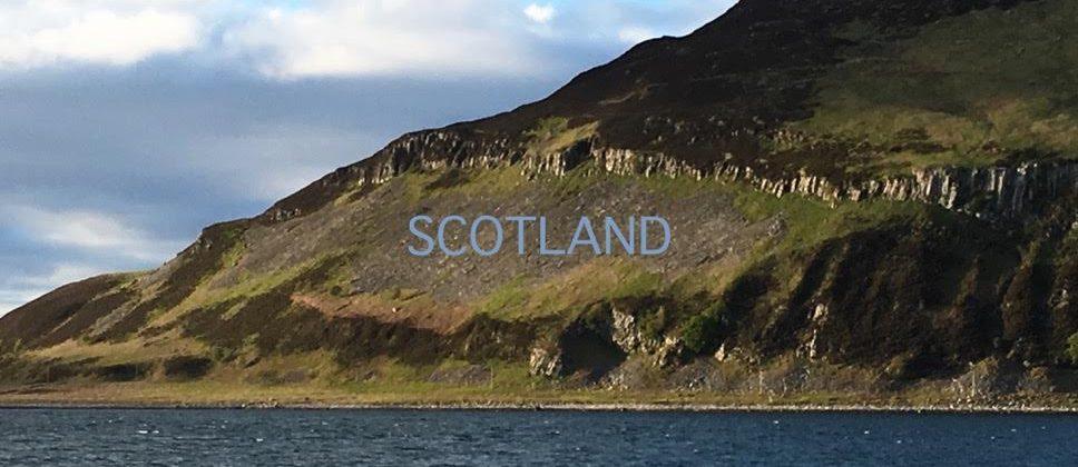 Mois de Mai 2016 Écosse